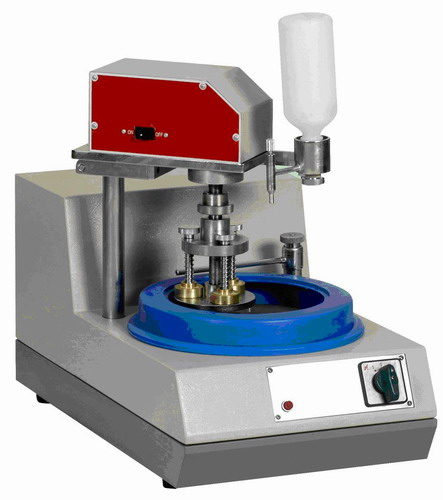 Single disc Stepless Speed Metallurgical Specimen Preparation PG-1S
