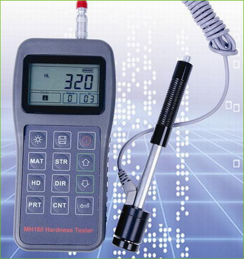 Portable Leeb hardness tester LHT180
