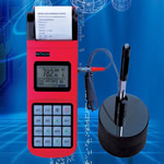 Portable Leeb hardness tester LHT320