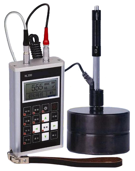Portable Leeb hardness tester LHT200