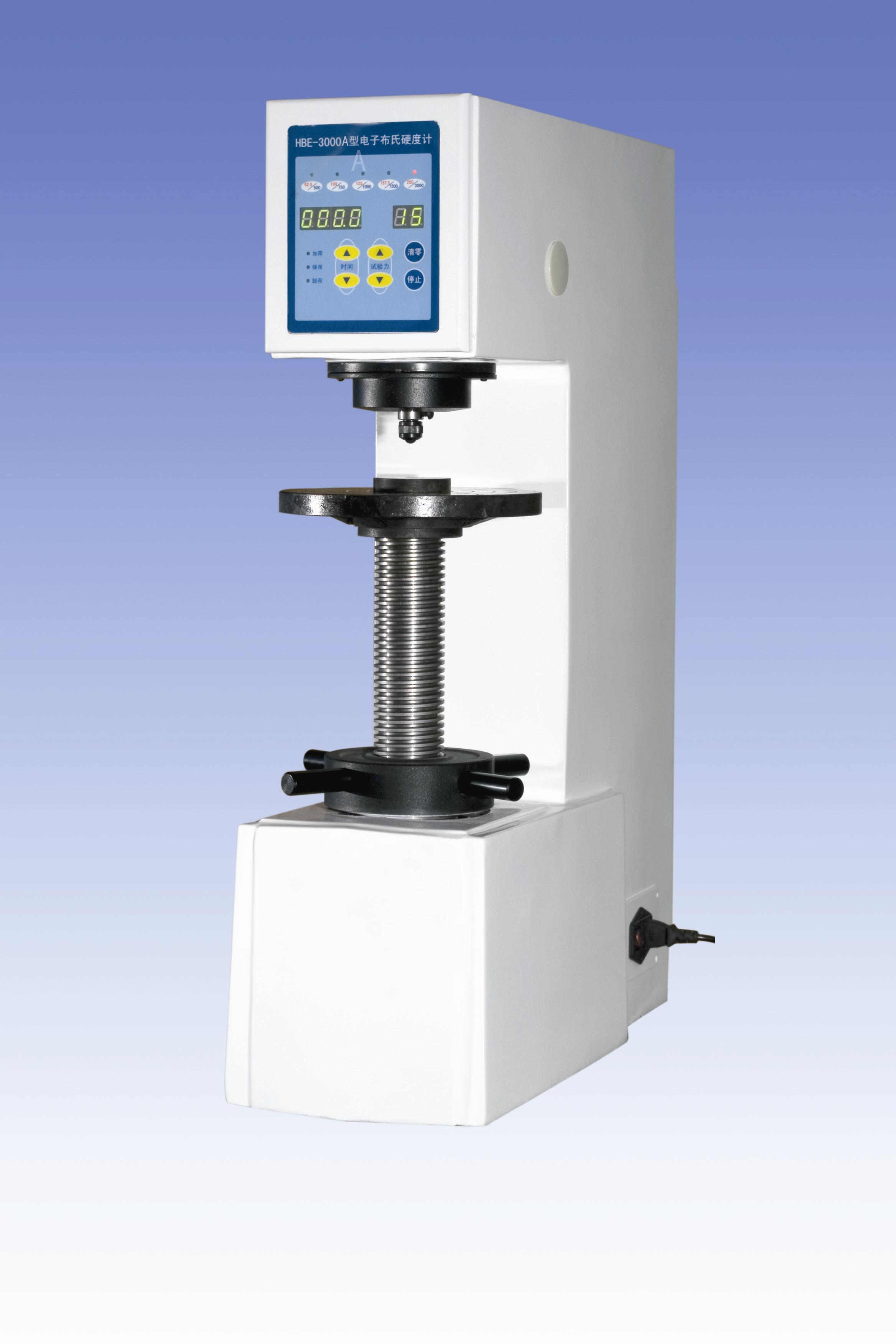 Brinell Hardness Tester HBE-3000A