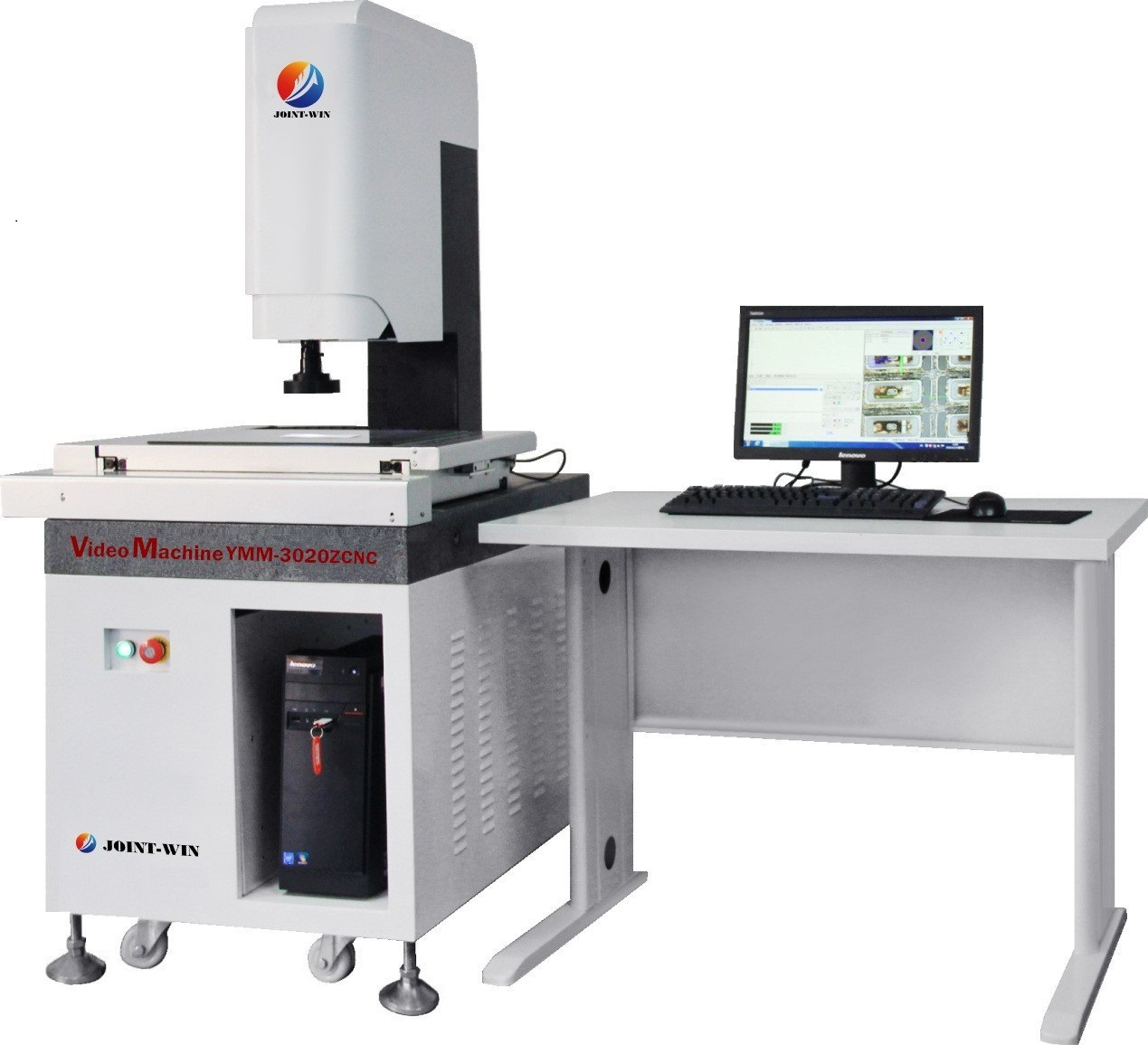 Four-Axises Automatic CNC Vision Measuring Machine YMM-ZCNC Series