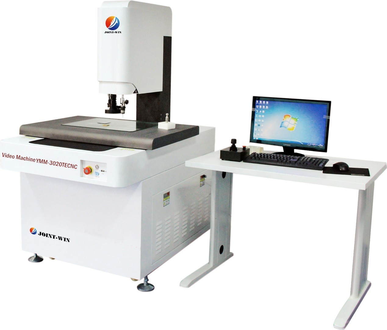 Three Axises Automatic CNC Vision Measuring Machine YMM-TECNC