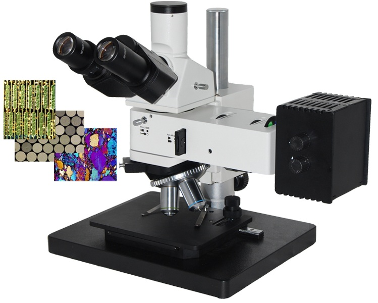 Upright Metallurgical Microscope JXL-100DIC