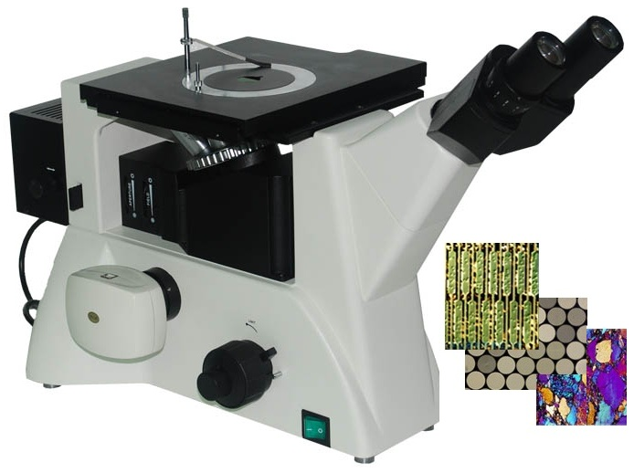Inverted Differential Interference Contrast Metallurgical Microscopes  JXL-200DIC