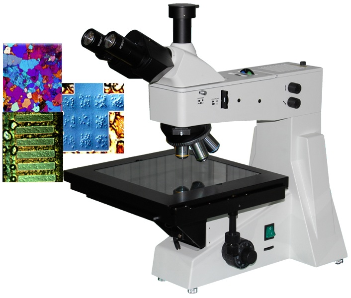 Upright Metallurgical Microscope JXL-300DIC