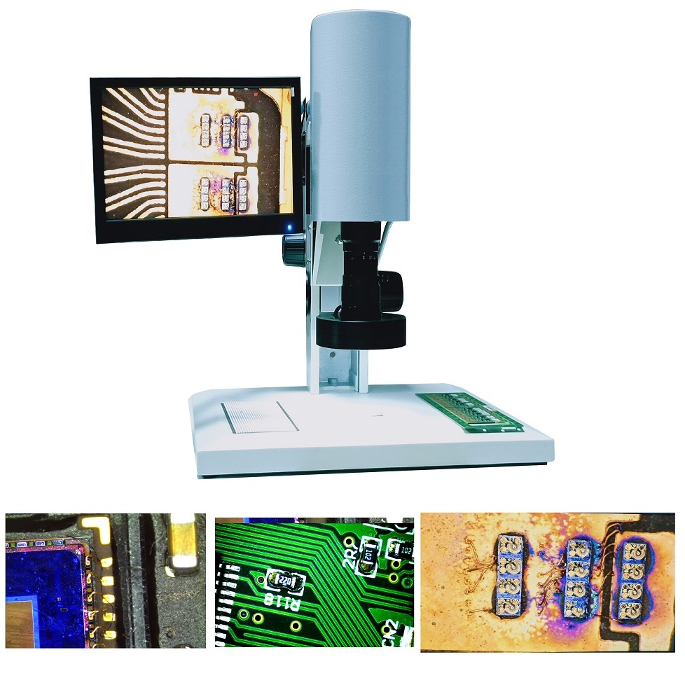 Digital Video Measuring Microscope SZS-0745VM